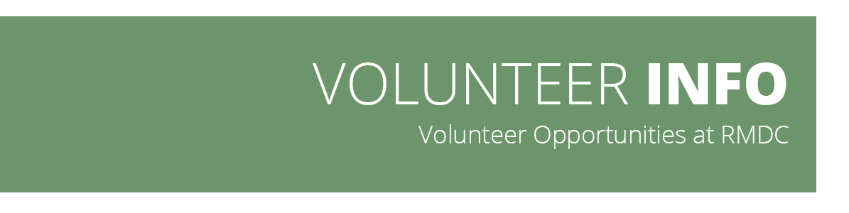 Volunteer Info - Volunteer Opportunities at the Rocky Mountain Dental Convention (RMDC)