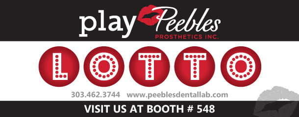 Peebles Prosthetics Expo Hall Deal