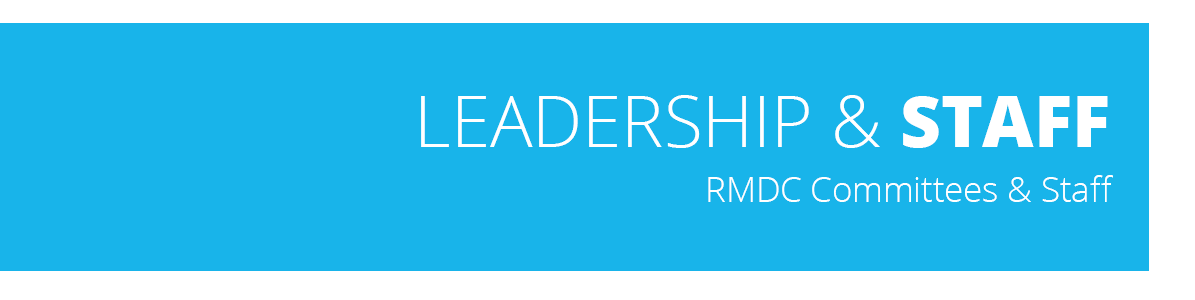 Rocky Mountain Dental Convention (RMDC) Leadership and Staff
