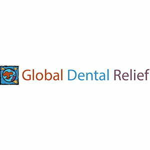 global dental relief logo