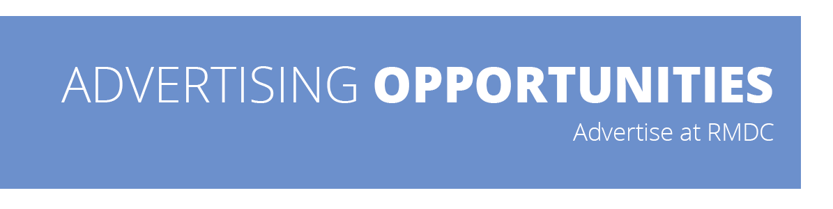 Advertising Opportunities - Advertise at RMDC